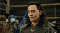 Loki shh