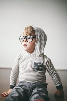 OAK Agave Hoodie - Boys' Clothing - Children - Products (his face! gah!)
