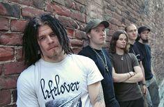 Promo 2011 © Outi Vornanen #distressofruin #promo #2011 #photography #metalband #music #metal #metalmusic