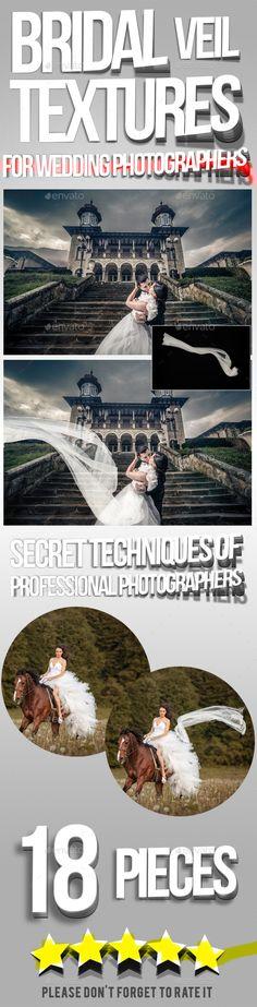 Bridal Veil Textures