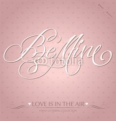 Vector: 'be mine' hand lettering (vector) #download #stock #StockImages #microstock #royaltyfree #vectors #calligraphy #HandLettering #lettering #design #letterstock #silhouette #decor #printable #printables #craft #diy #card #cards #label #tag #sign #vintage #typography