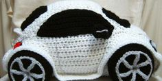 Crochet car toys  see more ideas http://www.lomets.com/?p=11213