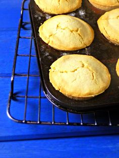 The Spoon and Whisk: Danish Custard Pies (Linser) from Scandinavian Baking