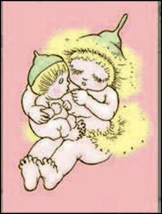 May Gibbs Mini Notepad Blossom Baby Artwork, Baby Tattoos, Crochet Cross, Book Week, Australian Art, Botanical Art, Crafts To Do, Doll Patterns, Illustration Art