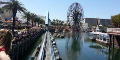 Visited the Disneyland California Adventure