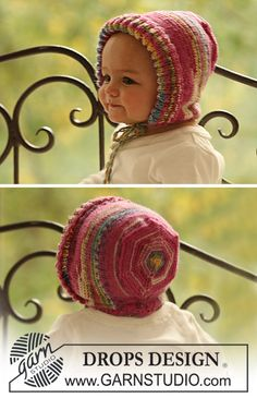Aren't Baby Bonnets the sweetest! Knit up a cozy little bonnet in DROPS Fabel! Its 25% off during Sockalicious!