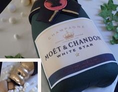 Walmart Birthday Cake for adults | Home » Collections » Celebration » Adult » Moet Champagne Bottle