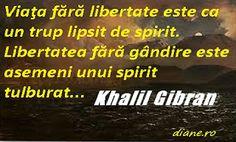 Libertatea - Khalil Gibran Kahlil Gibran, Astrology