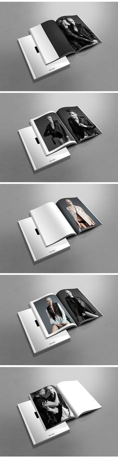 BARRY YU - FALL 2013 - Catalog Design