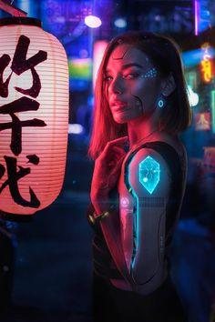 Cyberpunk 2077, Cyberpunk Girl, Arte Cyberpunk, Cyberpunk Character, Cyberpunk Fashion, Arte Sci Fi, Sci Fi Art, Character Portraits, Character Art