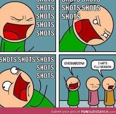 Nurse humour