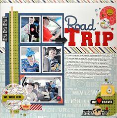 Road Trip *Queen and Company* - Scrapbook.com