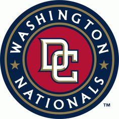 Washington Nationals alternate logo 2005