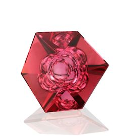 Carved Pink Tourmaline