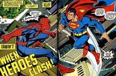 ¿Y tú de quién eres? Antes de contestar, ¡recuerda!: ¡Superman no escala!