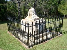 John Verge(1782-1861) and  Mary Alford(1804-1872) - grave in the Port Macquarie Historic Cemetery