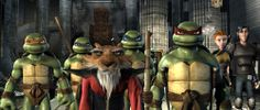 teenage+mutant+ninja+turtles+donatello+and+april | Michelangelo, Donatello, Splinter, Leonardo, Raphael, April O'Neil and ...