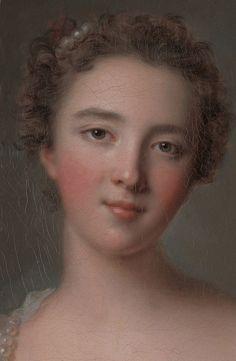 Toutes les tailles | SON ALTESSE SERENISSIME LA PRINCESSE LOUISE HENRIETTE DE BOURBON CONTY DUCHESSE DE CHARTRES PUIS MADAME LA DUCHESSE D'O...