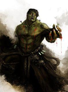 Medieval Hulk