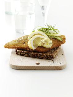 In #Denmark, the open-faced sandwich, or Smørrebrød, is a must-try. #NordicCuisine