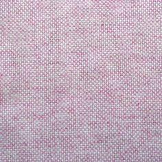 Tissu+Lainage+faux+uni+rose+et+blanc