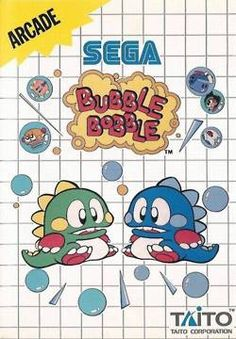 Bubble Bobble - Master System