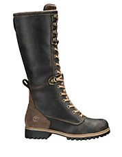 Wheelwright Tall Lace Waterproof Suede Boots