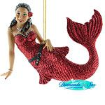 #DecemberDiamonds Michelle #Mermaid Christmas Ornament