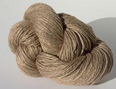 Kollage Yarns - Milky Whey - Latte Our 50% Milk-50% Soy yarn is our softest yarn yet!