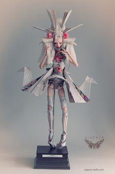 """POPOVY KATYA & LENA, """"Model #11""""    http://popovy-dolls.com/#1"""