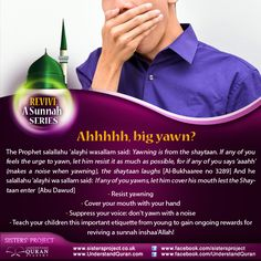 Revive a Sunnah: The Big Yawn - Understand Quran Academy
