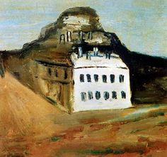 Древин Александр Давидович. Окраина. 1931