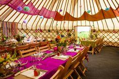 Liz & Simon Wedding - 33ft yurt - SG Halliday wedding photography - www.yorkshireyurts.co.uk