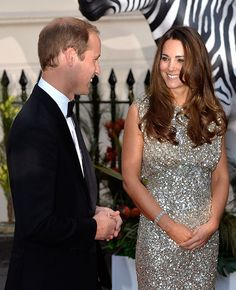 Kate Middleton Makes Official Red Carpet Appearance at Tusk Conservation Awards | Healthy Living - Yahoo Shine
