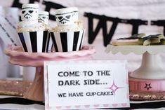 cupcakes festa Star
