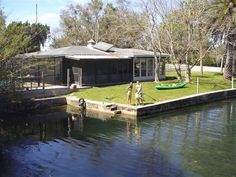 Crystal River Vacation Rental - VRBO 9319 - 2 BR Florida Central West House in FL, Pool Home on Freshwater Canal