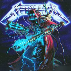 Metallica Band, Warhammer 40k, Ranger, Sci Fi, Community, Lighting, Instagram, Art, Art Background