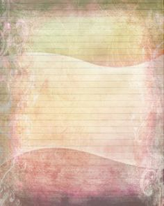 Printable Journal Page, Filligree Vintage Paper, Scrapbook Drawing, Instant Download, Digital Stationery,Digital Writing Paper