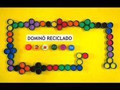 ROLETA MAGNÉTICA RECICLADA - YouTube