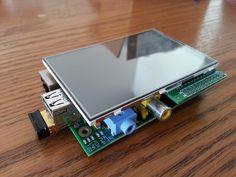 "3.5"" Raspberry Pi Screen"