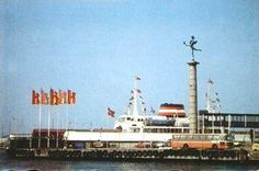 DSB HH-færge i Helsingborg havn