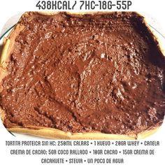 Brutal la Tortita de hoy  todo lo que lleve crema de cacahuete me encanta  que paséis un gran día #familiafit #tuestilofitness