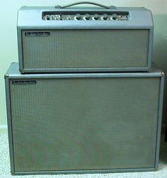 Rickenbacker B16 Tube Stack...Early 60's