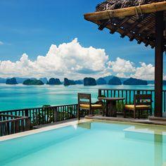 Six-Senses, Yao-Noi, Thailand