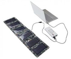 Wireless Solar Panel Charger