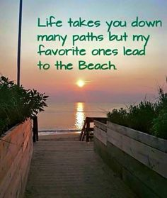 🔵🔵🔵 Get a cruise 🚢🚢🚢 for half price or even for free!🌎🌎🌎 Life takes you down many paths but my favorite ones lead to the beach. Playa Beach, Ocean Beach, Beach Bum, Summer Beach, City Beach, Summer Days, Ocean Quotes, Hawaii Quotes, I Love The Beach