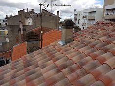 Teja Mixta color Hispania en Francia