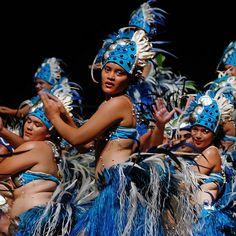 Te Maeva Nui celebrations in Rarotonga