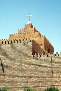 Assyrian Church, Arbil.