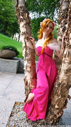 Giselle Costume/ Cosplay by TheCosplayCupcakes on Etsy, $200.00